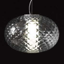 Oluce Recuerdo - Glas-Pendelleuchte mit LED