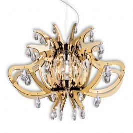 Slamp Lillibet - goldene Designer-Pendelleuchte