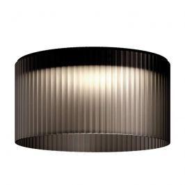 Kundalini Giass - LED-Glasdeckenleuchte rauchgrau