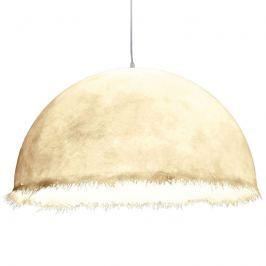 Karman Plancton - weiße Pendelleuchte, 75 cm