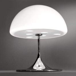 Martinelli Luce Mico - Tischleuchte, 60 cm, weiß