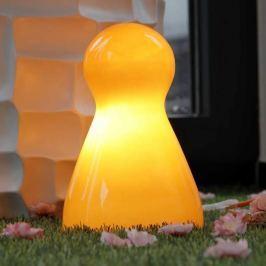 Tischleuchte Toy orange