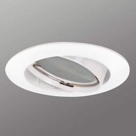 Schwenkbarer Einbauspot Downlight DIM Flat weiß