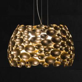 Terzani Anish - LED-Hängeleuchte, gold, Ø 63 cm