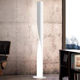 Kundalini Evita - formschöne LED-Stehleuchte weiß