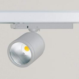 GA 017 Casa  LED-Spot 3-Phasen-Stromschiene silber