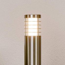 Dila - LED-Wegelampe aus Edelstahl