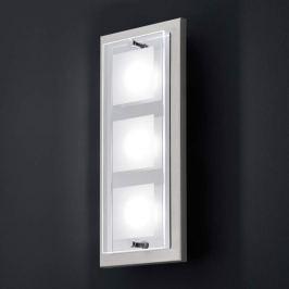 GROSSMANN Domino LED-Wandlampe mit Optiwhite-Glas