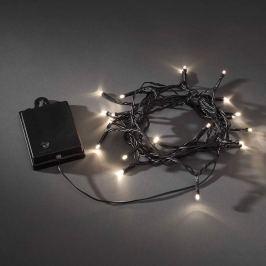 80-flammige Lichterkette Ole LED m.Dämmerungssen.