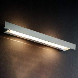 Bover Plana - Wandleuchte, 55 cm, chrom