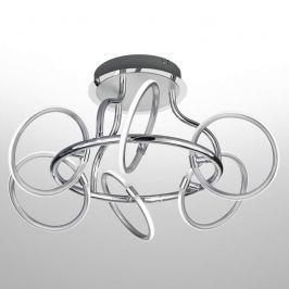 Sechsflammige LED-Deckenlampe Olympus