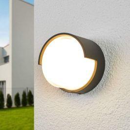 Bega - stoßfeste LED-Außenwandleuchte Helge IP65