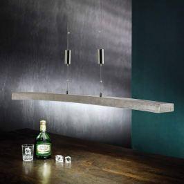 Höhenverstellbare Pendelleuchte Shine Alu mit LEDs