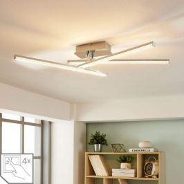 3-flammige LED-Deckenlampe Laurenzia