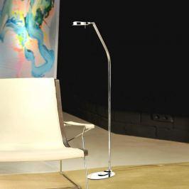 Milan 3-LED, moderne Stehleuchte 1fl 124,3 cm
