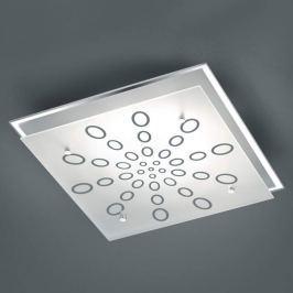 LED-Deckenleuchte Dukat, dimmbar über Wandschalter