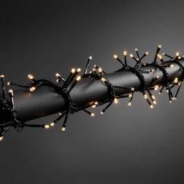Büschellichterkette Cluster LED 240-flg. ww