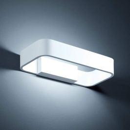 Helestra Rail - LED-Außenwandleuchte in Weiß