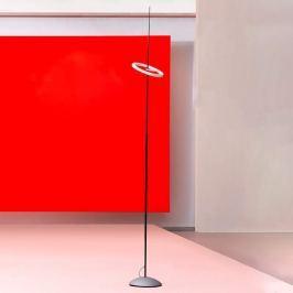 Ingo Maurer Ringelpiez - LED-Stehlampe Ring weiß