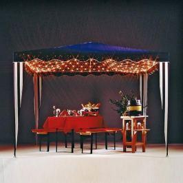Außen-Lichter-Netz für Pavillons