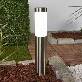 Aleeza - LED-Solarlampe mit Erdspieß