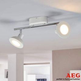 AEG Titania - LED-Spot in Weiß, 2fl.