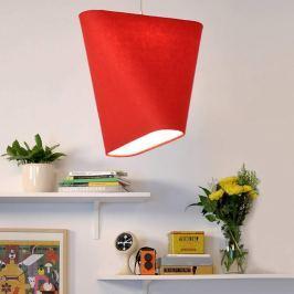 Innermost MnM 60 - Textil-Hängeleuchte, rot