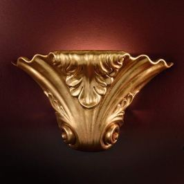 Kunstvolle Wandleuchte TASCA aus Keramik