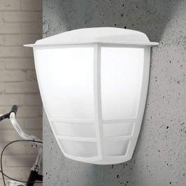 Außenwandleuchte Lift in Weiß