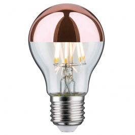 E27 7,5W 827 LED-Kopfspiegellampe, kupfer