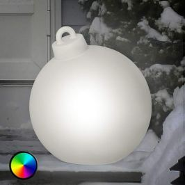 Schöner LED-Shining Christmas Ball Außendeko