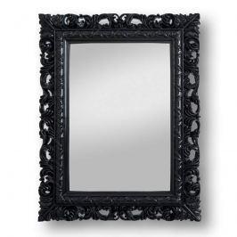 Klassisch gerahmter Spiegel Bea, schwarz