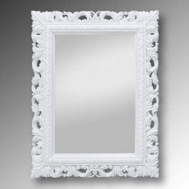 Klassisch gerahmter Spiegel Bea, weiß