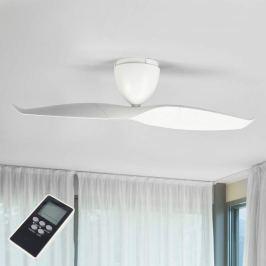 Weißer Deckenventilator Wave 109,2 cm