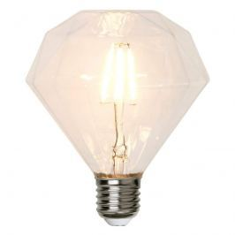 E27 3,2W 827 LED-Lampe diamantenförmig
