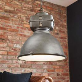 Florina - industriell aussehende LED-Hängeleuchte