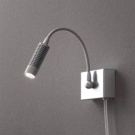 LOOK ME LED-Wandleuchte mit Stecker u. Schalter