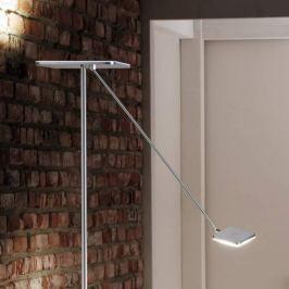 Holtkötter Plano VL - LED-Deckenfluter mit Lesearm