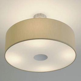 LED-Deckenlampe Gala mit vier Leuchtmitteln, beige