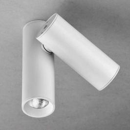 Milan Tub - LED-Deckenleuchte, zweiflammig, weiß