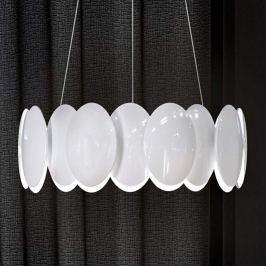 Milan Obolo - runde LED-Hängeleuchte - 42,9 cm