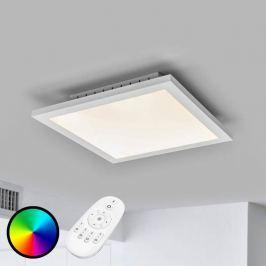 Quadratisches LED-Panel Milian für die Decke