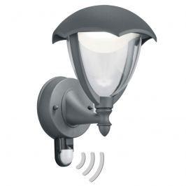 Gracht - LED-Außenwandlampe m. Bew.-M. anthrazit