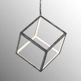 Industriell designte LED-Hängeleuchte Dice 30 cm