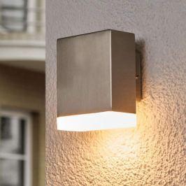 Nach unten strahlende LED-Außenwandleuchte Aya