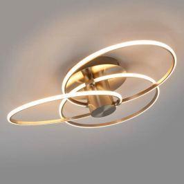 Topmoderne LED-Deckenleuchte Antoni, 3 Ringe
