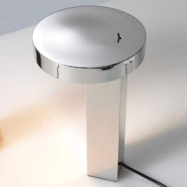 ANTA Bob - Designer-LED-Tischleuchte, alu