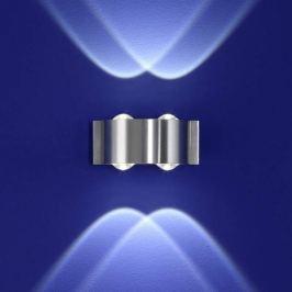 B-Leuchten Stream Außenwandleuchte 2fl