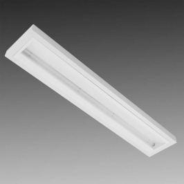 Asymetrisch strahlende LED-Anbauleuchte weiß 35 W