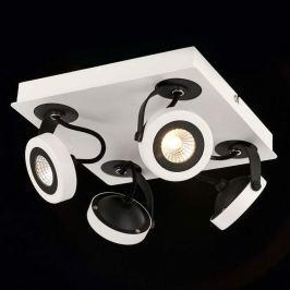 4-flammige LED-Deckenlampe Magnetar, beweglich